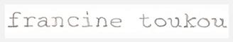 francine toukou logo