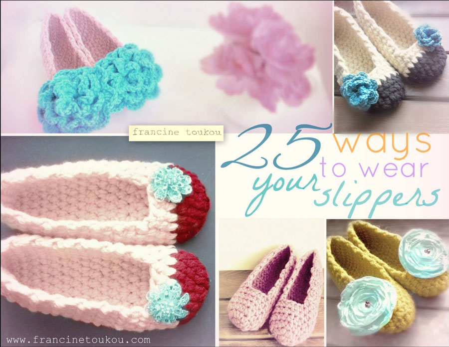 25 ways to wear your slippers