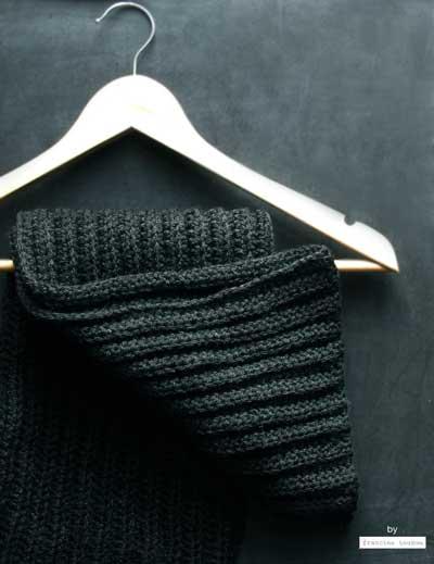 chillmark scarf pattern