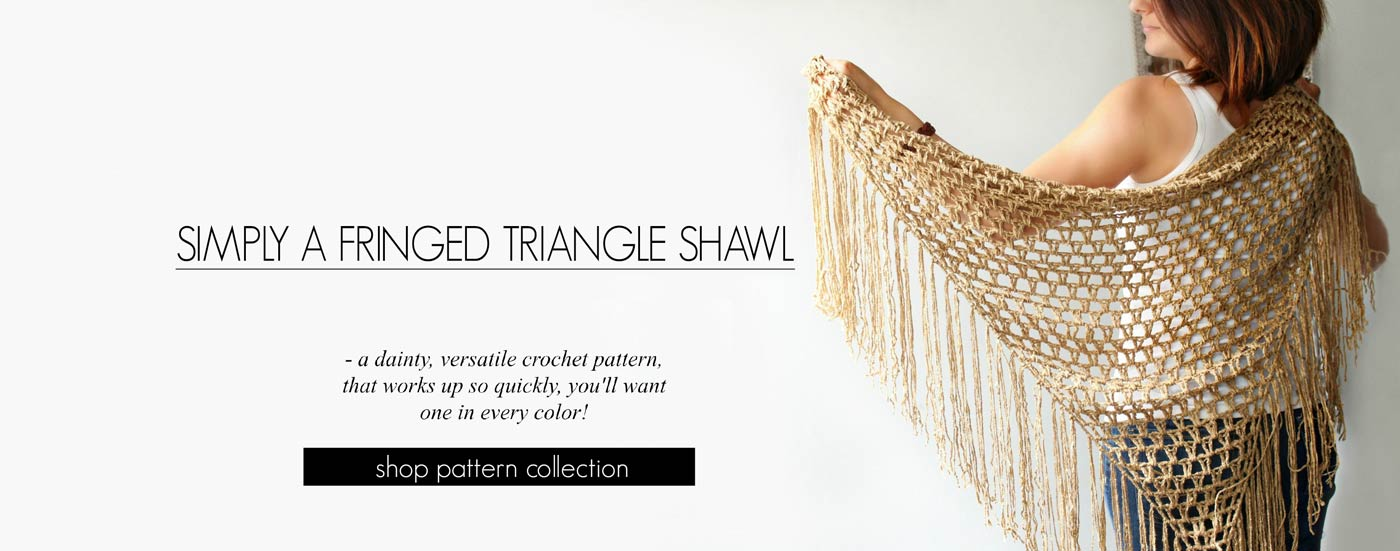 http://www.francinetoukou.com/product/simply-a-fringed-triangle-shawl/